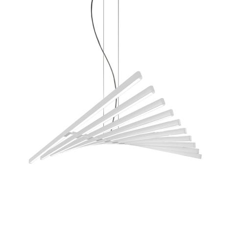 Подвесной светильник Rhythm by Vibia L97 (белый)