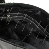 Сумка Саломея 111 токио серый + черный