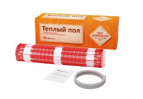 Теплый пол Теплолюкс Warmstad WSM-300-2,00