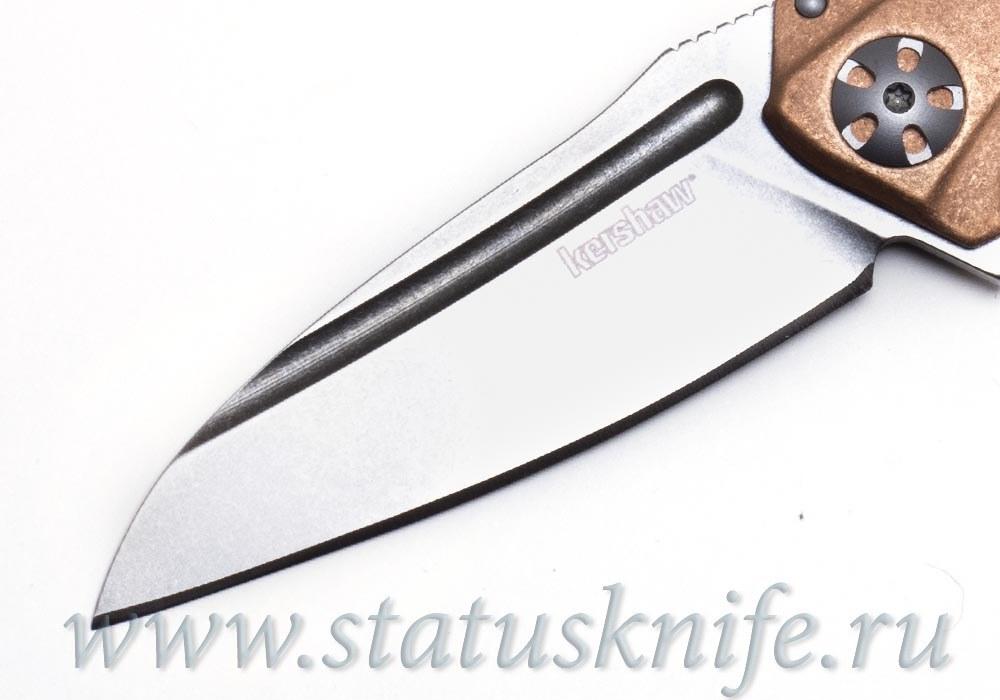 Нож KERSHAW 7006CU NATRIX COPPER - фотография