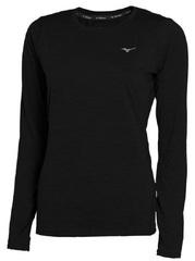 Рубашка беговая Mizuno Impulse Core LS Tee женская