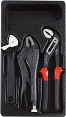 Набор инструмента в ложементе AmPro (3 предмета) T28951