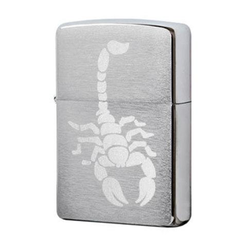 Зажигалка Zippo 200 Scorpion