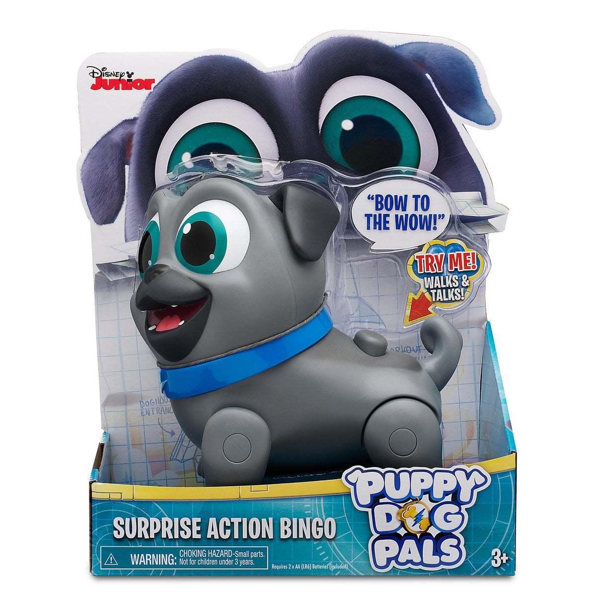 Интерактивная игрушка Бинго Дисней