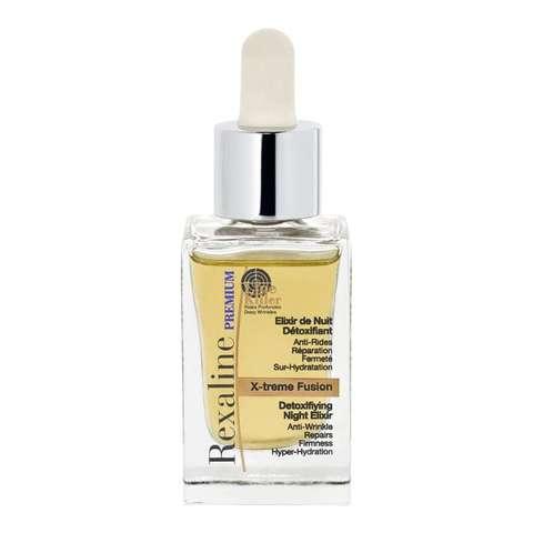 Rexaline Ночной эликсир – масло детоксифицирующее PREMIUM LINE-KILLER X-Treme Fusion Elixir