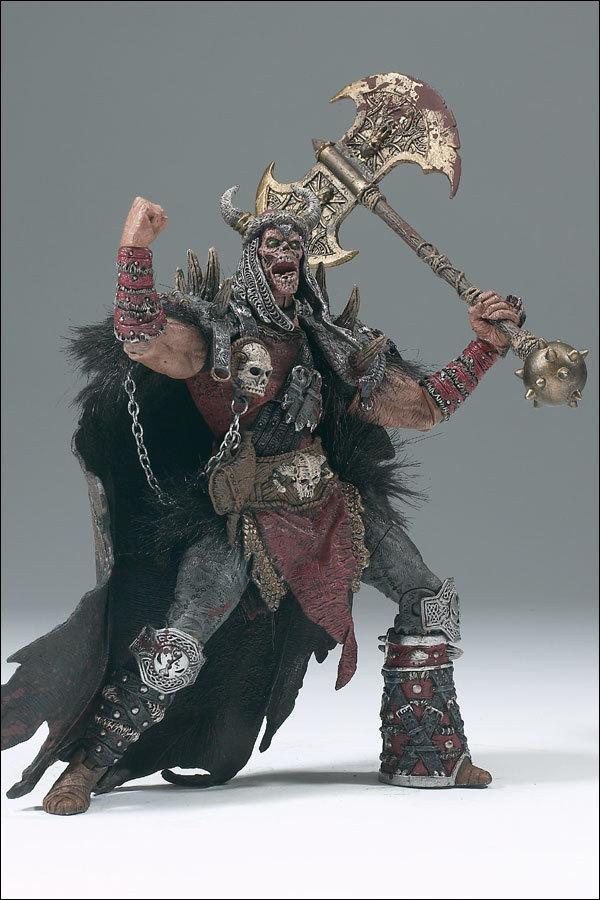 Spawn Dark Ages Spawn: The Viking Age