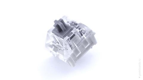 Переключатель Kailh Speed Silver (5 шт.)