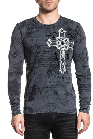 Пуловер Darker Side Thermal Xtreme Couture от Affliction