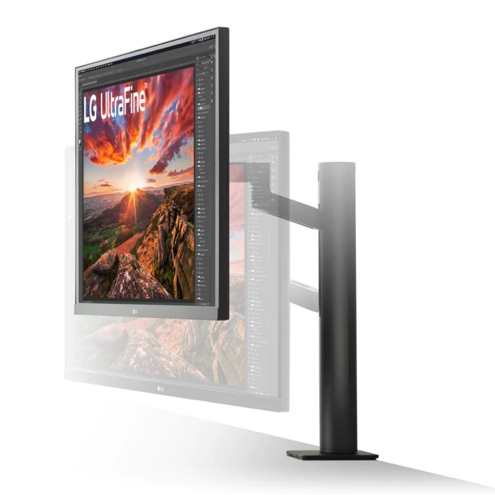 Ultra HD IPS монитор LG Ergo 27 дюймов 27UN880-B фото 4
