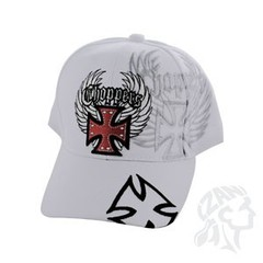 Кепка - Chopper - Zan Headgear - White