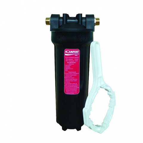 Фильтр механической очистки горячей воды Aquapost Hot 1/2