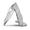 Нож Victorinox Hunter Pro M Alox, 136 мм, 1 функция, серебристый (подар. упаковка)