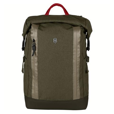 Рюкзак Victorinox Altmont Classic Rolltop Laptop 15'', зелёный, 29x15x44 см, 20 л