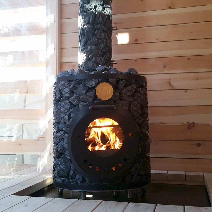 Печь для сауны IKI Loyly, фото 4
