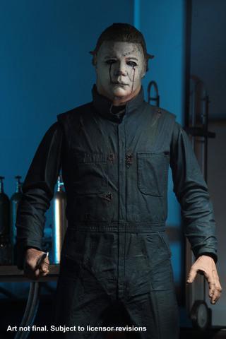 Хэллоуин 2 фигурка Майкл Майерс Ultimate