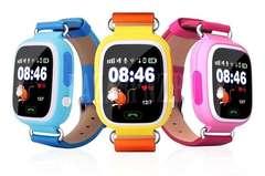 Детские часы smart baby watch Q90 (Q80)