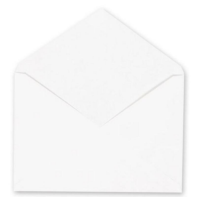 Конверт Ряжский С6 80 г/кв.м белый декстрин (1000 штук в упаковке)