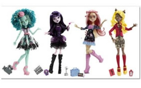 Кукла Монстр BLX22 MONSTER HIGH (СБ)