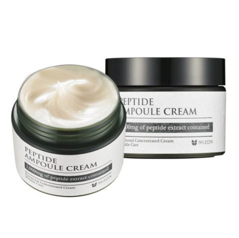 Пептидный крем для лица MIZON Peptide Ampoule Cream 50 мл