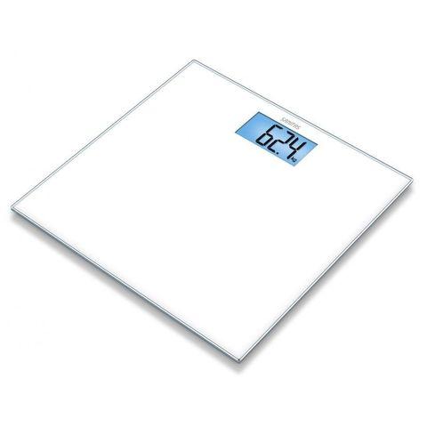 Весы напольные электронные Sanitas (S-SGS03) макс.150кг белый