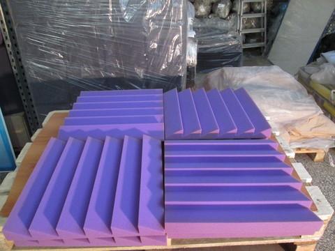 Акустический поролон Echoton Aura 450 (4шт) фиолетовый