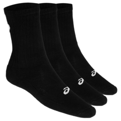 Носки беговые Asics 3PPK Crew Sock Black