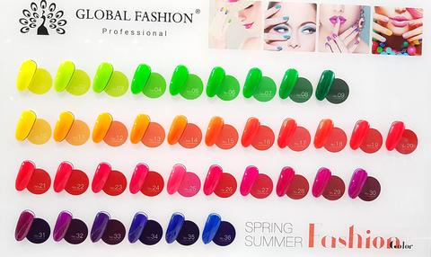 Global Fashion Spring Summer №4