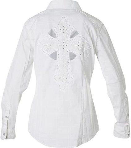 Affliction женская рубашка