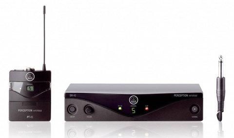 AKG Perception Wireless 45 Instr Set BD A инструментальная радиосистема