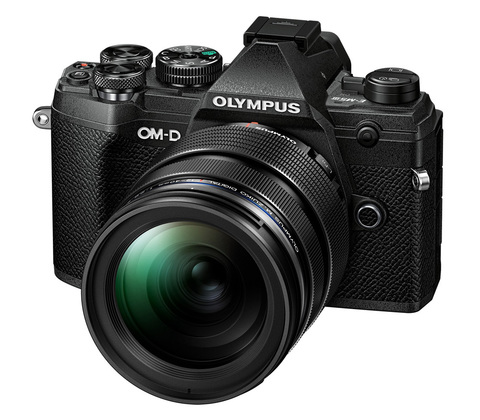 Olympus OM-D E-M5 Mark III Kit 12-40 mm f 2.8  Black