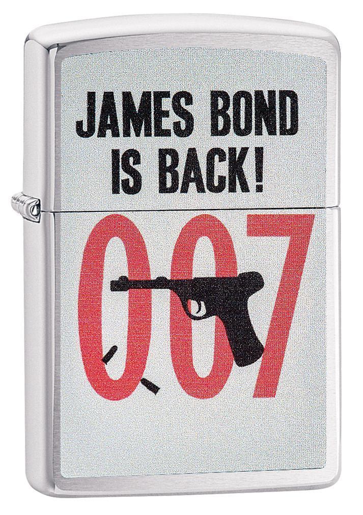 Зажигалка James Bond 007 ZIPPO 29563