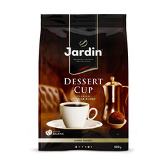 Кофе в зернах Jardin Dessert Cup 100% арабика 500 г