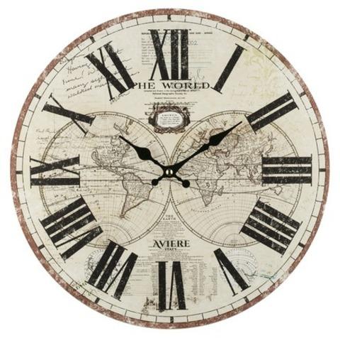 Настенные часы Aviere 25608