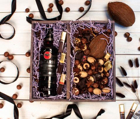 Шоколадно ореховое ассорти 2