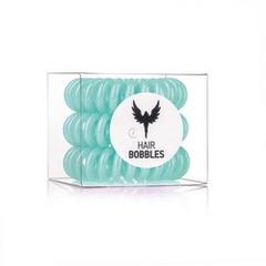 Силиконовая резинка для волос Hair Bobbles  - Зеленая