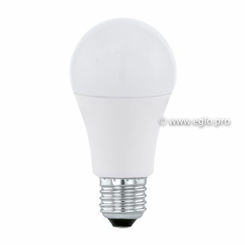Лампа  Eglo LED LM-LED-E27 10W 806Lm 3000K A60 11477
