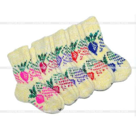 Носки шерстяные детские ZPS-nFo-066