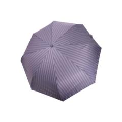 Зонт автомат в полоску, ТРИ СЛОНА, диаметр купола - 130 см, 603-1
