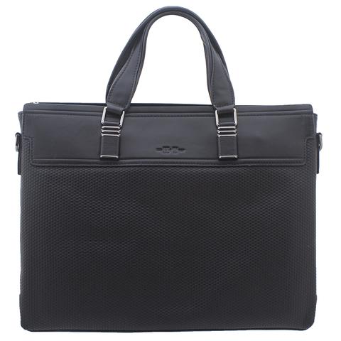 Мужская кожаная сумка с двумя ручками HT 00139