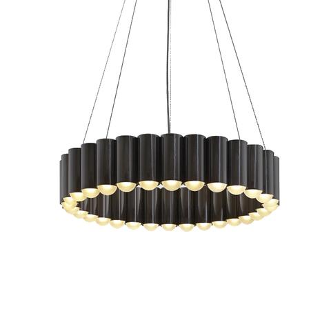 Подвесной светильник копия CAROUSEL by Lee Broom (черный)