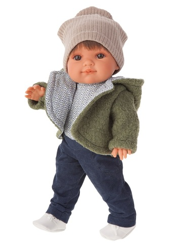 Munecas Antonio Juan Кукла Рафаэль, 38 см (2265B)
