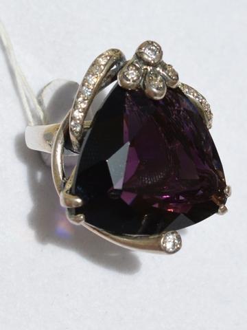 Юбилей (кольцо  из серебра)