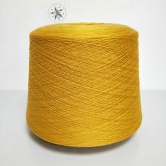 Lana Gatto, Sublime, Меринос 90%, Кашемир 10%, Темно-желтый (giallo 266), 2/48, 2400 м в 100 г