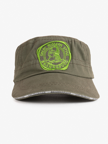 "Green khaki cap Murom ""Spring conscription"""