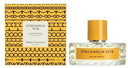 Vilhelm Parfumerie Stockholm 1978 EDP