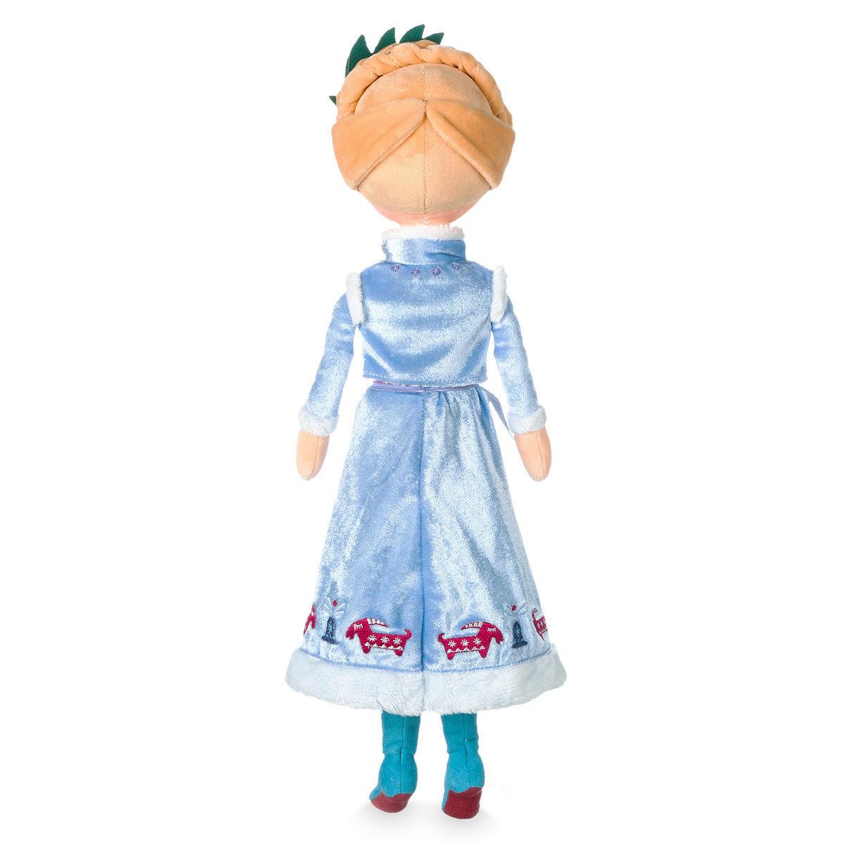 """Мягкая игрушка «Анна» - """"Олаф и холодное приключение"""" - 48 см"""