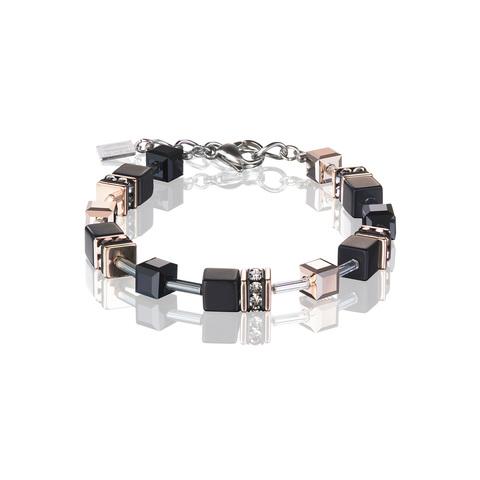 Браслет Coeur de Lion 4018/30-1300 цвет чёрный