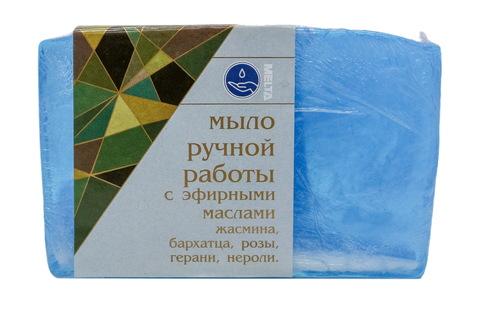 Melta Мыло ручной работы с эфирными маслами Цветочное 100гр