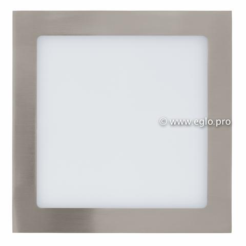 Панель светодиодная ультратонкая встраиваемая Eglo FUEVA 1 31678