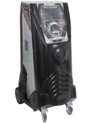 установка для кондиционеров TECNOCLIMA 4000 TOUCH PRINTER  01.031.00 SPIN (Италия)